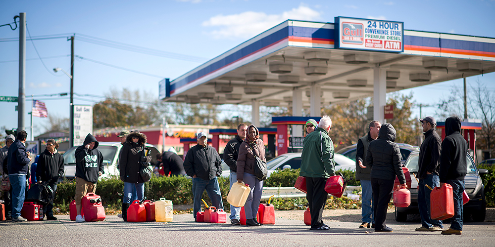 How Many Gas Stations On Long Island